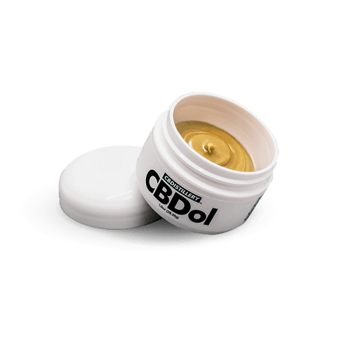 CBDistillery CBDol Topical CBD Salve Product Review