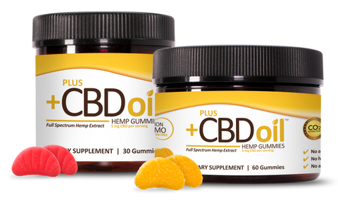 PlusCBD Oil Hemp Gummies Product Review