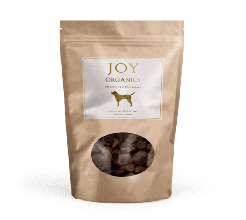Joy Organics CBD Dog Treats Product Review