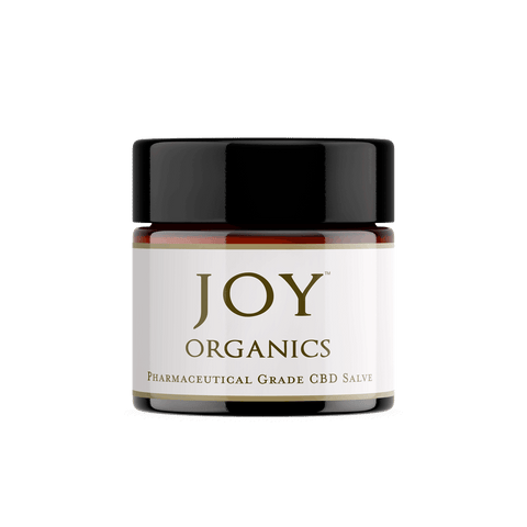 Joy Organics CBD Salve Product Review