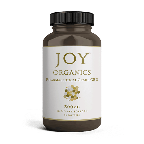 Joy Organics CBD Softgel Capsules Product Review