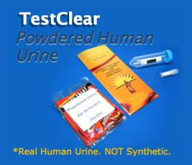 TestClear Powdered Urine Kit Product Review