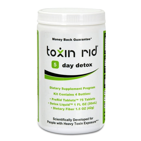 Toxin Rid 5-Day Detox Program Product Review