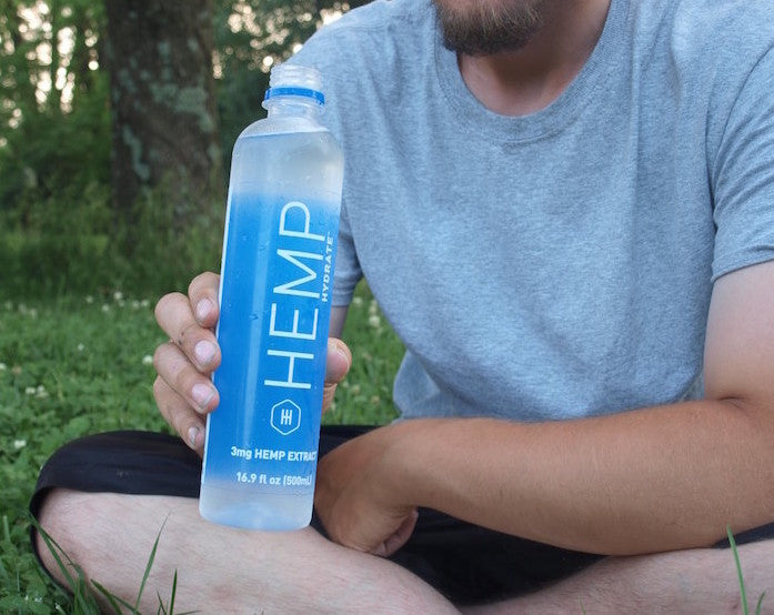 Ambary Gardens Hemp Hydrate Water Product Review – Key to Cannabis