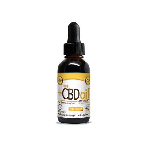 PlusCBD Oil Gold Formula Hemp Drops Product Review