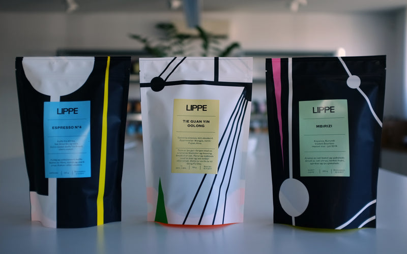 Introducing: Lippe Kaffe from Oslo, Norway