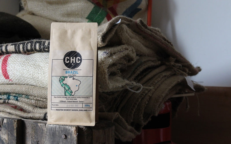 Introducing: Craft House Coffee from West Sussex, England