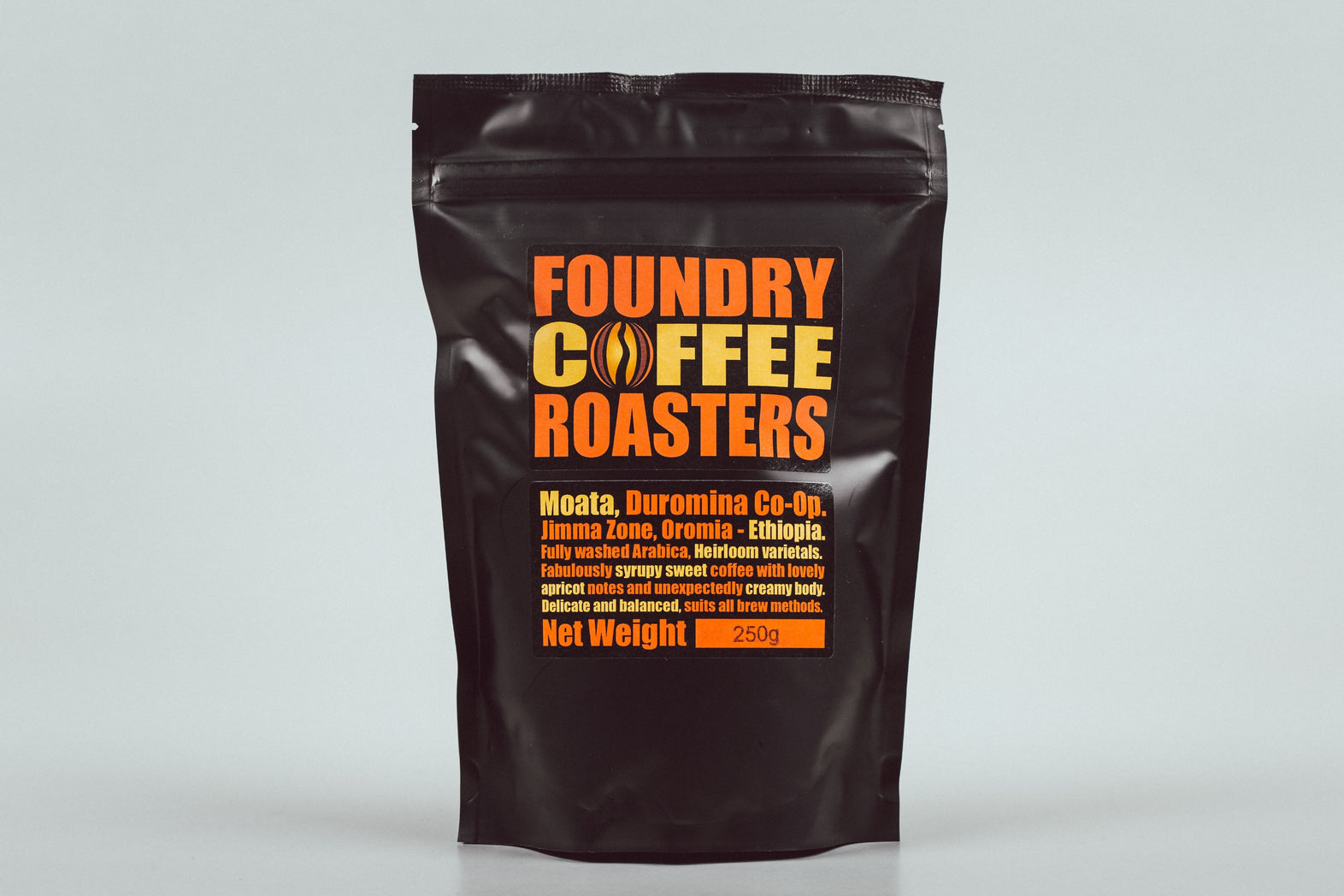 Introducing: Foundry Coffee Roasters from Sheffield