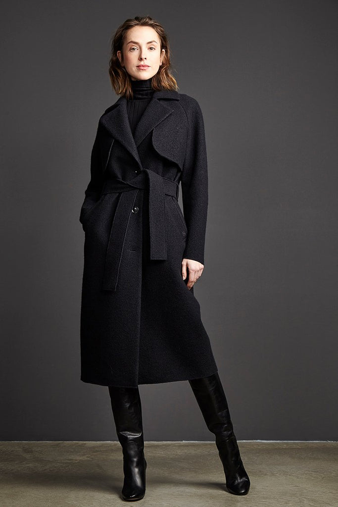 We're Loving: The Eco-Chic Coat by Langerchen