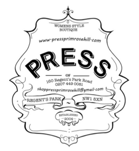 press primrose hill boutique