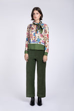 Load image into Gallery viewer, Sailor green cord pant