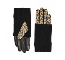 Load image into Gallery viewer, Markberg leopard print gloves