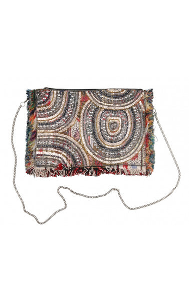 Embroidered bag from HP by Terre Rouge