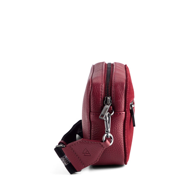 Burgundy Elea Bag