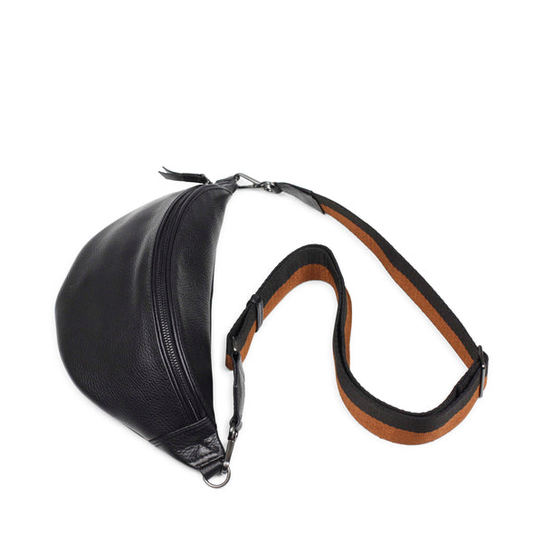 Crossbody Elinor bumbag in Black