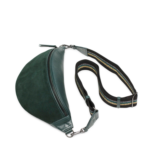 Crossbody Elinor bumbag in Green