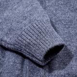 MPc knit cardigan in soft Grey lambswool