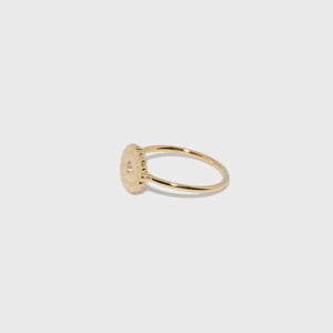 Rond flat ring