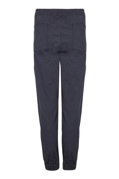 Cabel navy cotton pant