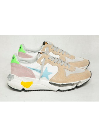 running sole golden goose