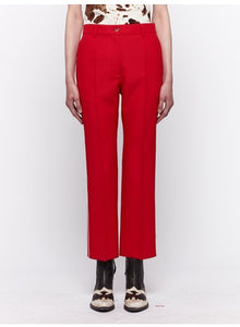 Marta red pant