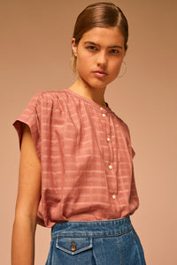 mirmande pink soeur shirt