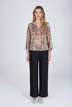 Load image into Gallery viewer, black lurex pant
