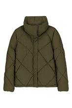 Load image into Gallery viewer, Quilted 9000 khaki jacket