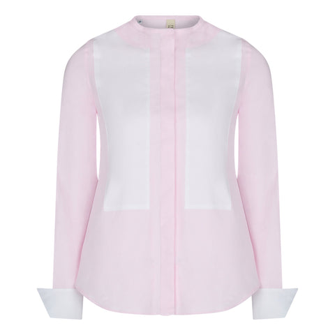 Ponza Shirt in Pink/White