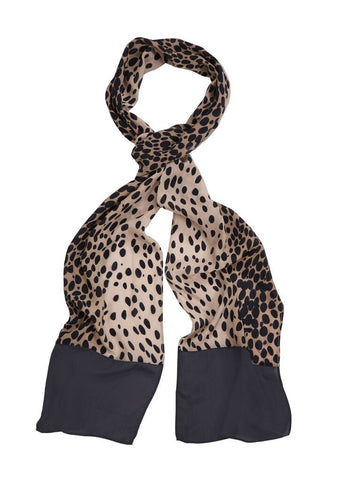 Melanie Press Leo Scarf