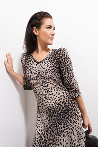 Melanie Press Leo Dress
