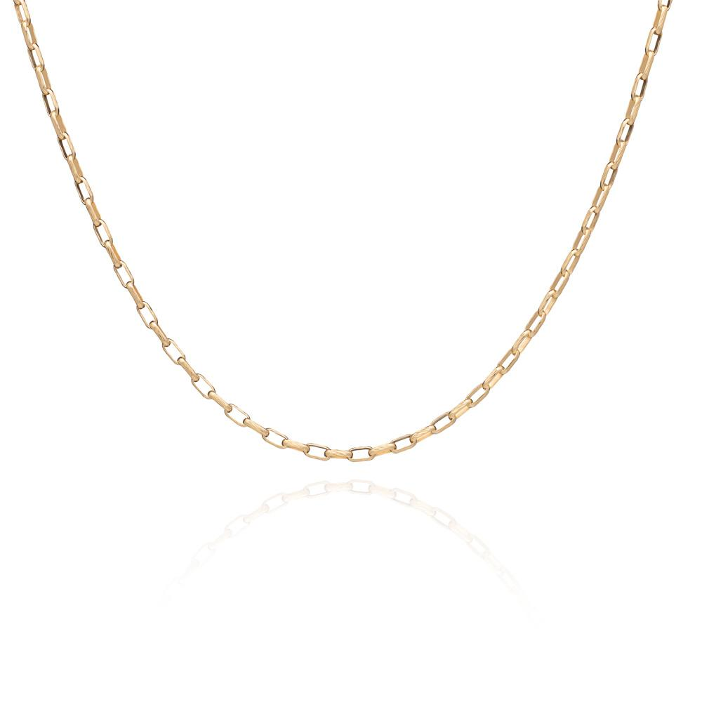 rachel jackson chain gold necklace