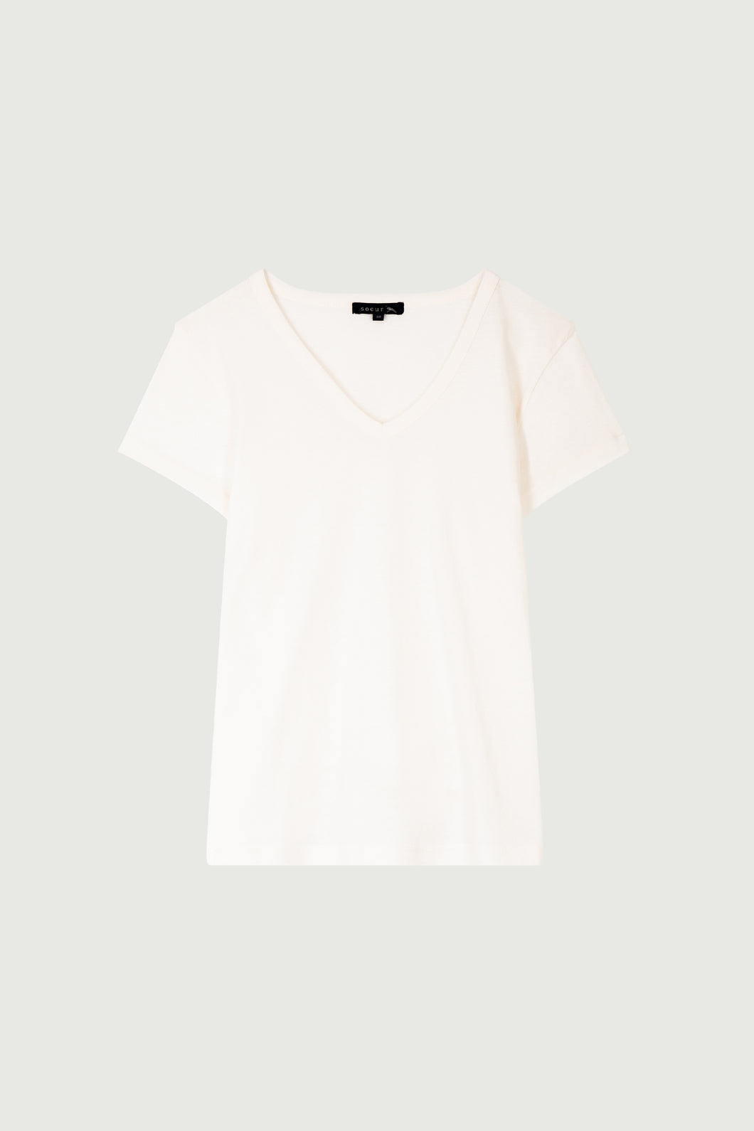 Dominique ivory T-shirt