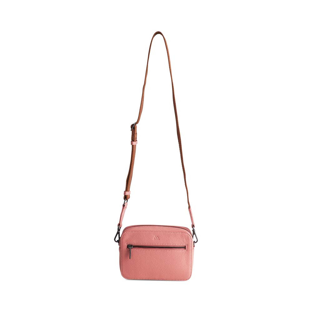Markberg cross body coral bag