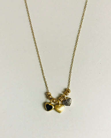 Heart My Love Necklace