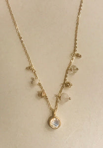 Collier Loop necklace