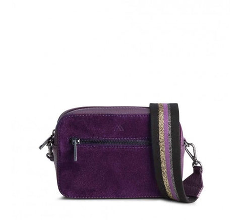 Elea Crossbody bag in purple
