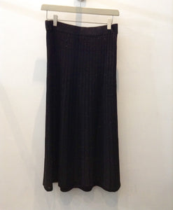 Diba lurex skirt with lining