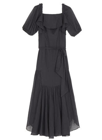 galera masscob black dress