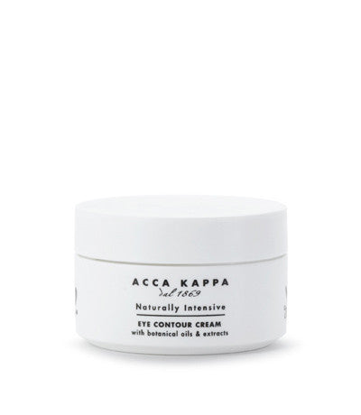 Image of Acca Kappa's Natural Skin Care Nourishing Eye Contour Cream