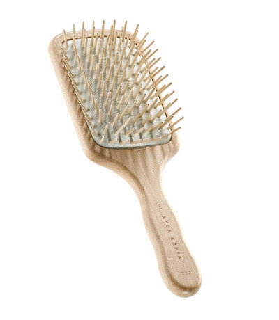 Beechwood Brush With Wood Pins - 9.6""