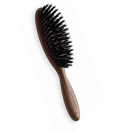 Image of Acca Kappa's Men's Grooming Club Style Hair Brush in Style 318N