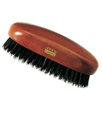 Image of Acca Kappa's Men's Grooming Military Style Hair Brush in Model #72N