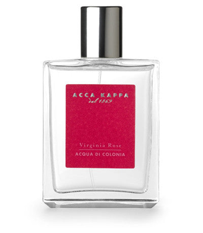 Image of Acca Kappa's Virginia Rose Eau de Cologne