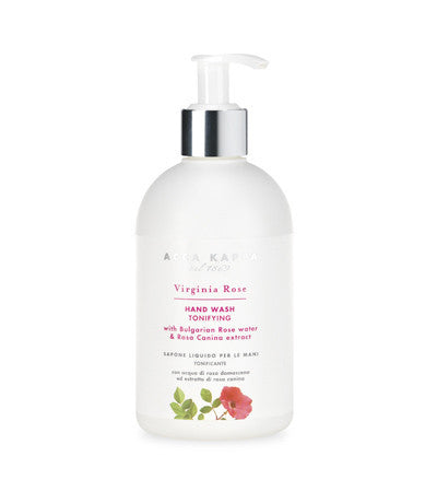 Image of Acca Kappa's Virginia Rose Energizing & Nourishing Body Lotion