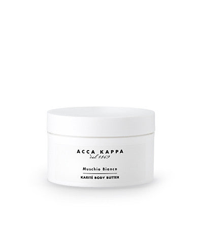 Image of Acca Kappa's White Moss Karite Body Butter for Men and Women