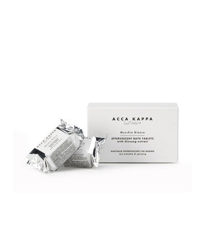 Image of Acca Kappa's White Moss Bath Tablets