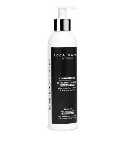 Image of Acca Kappa's White Moss Normal & Delicate Moisturizing Conditioner for Men or Women