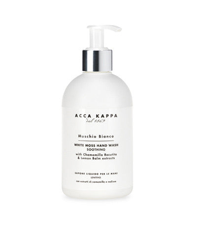 Image of Acca Kappa's White Moss Liquid Hand Wash