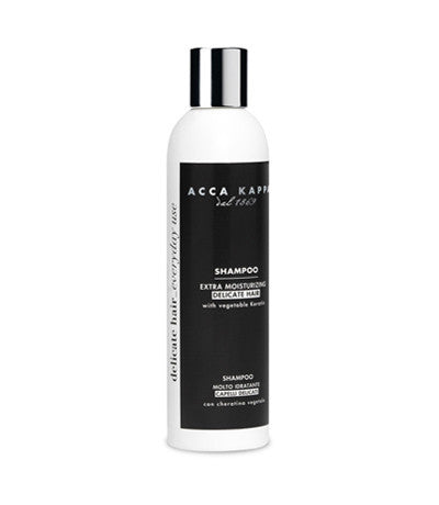 Image of Acca Kappa's White Moss Moisturizing Shampoo for Normal and Delicate Hair